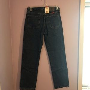 Men's 30x30 wrangler jeans NWT